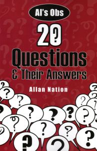 Al's Obs  20 Questions & Their Answers by Allan Nation ― The Stockman Grass Farmer