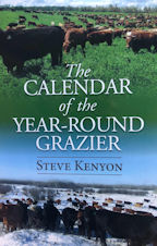 The Calendar of the Year-Round Grazier ― The Stockman Grass Farmer