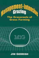 Management Intensive Grazing